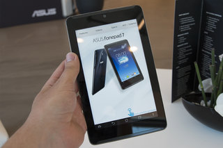 Asus Fonepad 7 hands-on: tablet-meets-phone update has minimal tweaks compared to original