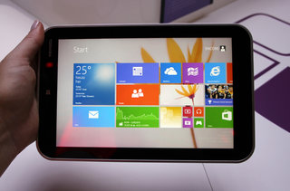 toshiba encore tablet pictures and hands on image 2