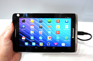 lenovo s5000 tablet pictures and hands on image 2