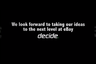 eBay acquires Decide to help shoppers decide what to buy, when to buy