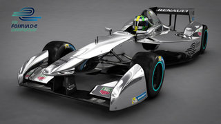 Formula E racing cars to feature Qualcomm Halo wireless charging