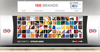 Website of the day: 150 Brands