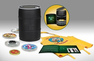 Breaking Bad: The Complete Series out on Blu-ray 25 November, comes with Los Pollos Hermanos apron
