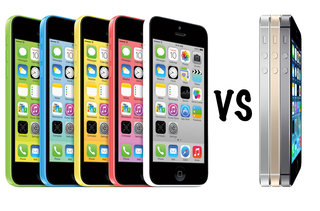 What's the best iPhone? Apple iPhone 5S vs iPhone 5C: What's the difference?