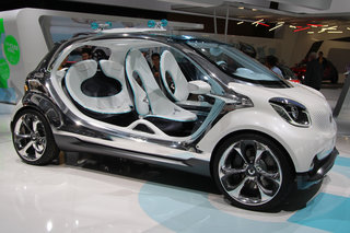 Frankfurt Motor Show 2013: The future according to concept cars