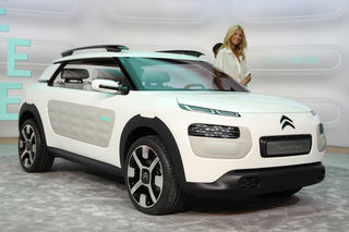 Citroen Cactus concept outlines vision for future C line cars