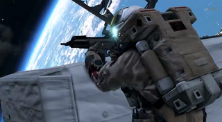 Call of Duty: Ghosts single player trailer shows space is a great place for a shoot-out