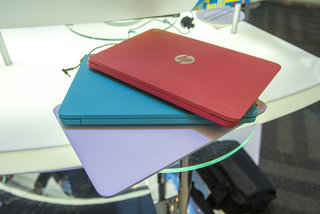 hp chromebook 14 hands on we check out the colourful late 2013 intel haswell model image 3