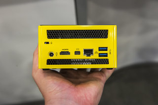 gigabyte brix pocket gaming pc with intel iris pro graphics looks slick in yellow image 5