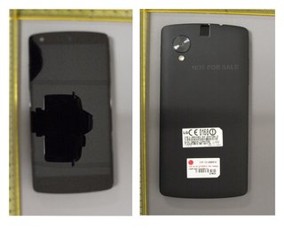 LG Nexus 5 shown-off in clearest form yet at FCC