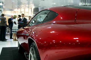 alfa romeo disco volante by touring superleggera pictures and hands on image 4
