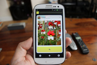 Chirp makes sharing photos, links and notes easy using digital birdsong