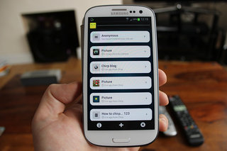 chirp makes sharing photos links and notes easy using digital birdsong image 2