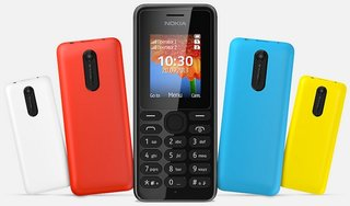 Nokia 108 camera phone lives for 31 days on a charge and costs less than an iPhone case