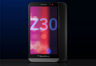 BlackBerry Z30 official: 5-inch, BB10.2 available 26 September (updated)