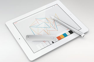 Adobe Project Mighty and Project Napoleon smart pen and smart ruler planned for 2014 release