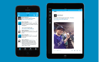 Social network addicts: Twitter and Facebook apps given iOS 7-like revamp
