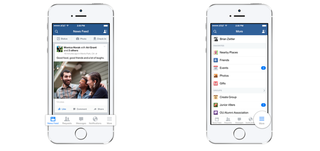social network addicts twitter and facebook apps given ios 7 like revamp image 3