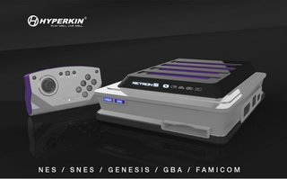 Hyperkin Retron 5 to launch in December for £56 - packs multiple classic systems into one