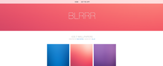 Website of the day: Blrrr