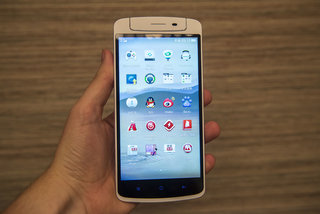 Oppo N1 hands-on: Big screen, big size and big ideas, but is it belittled by the competition?