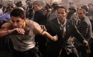 Win: A digital Sony compact camera courtesy of White House Down, in cinemas now!