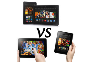 Kindle Fire HDX vs Kindle Fire HD: What's the difference?