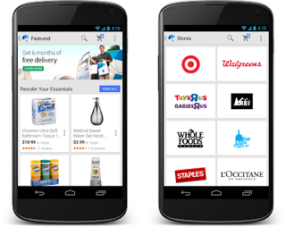 google shopping express same day delivery service opens to all bay area residents with new mobile apps image 2