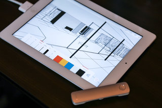 adobe project mighty and project napoleon hands on with the smart pen and ruler for ipad image 5