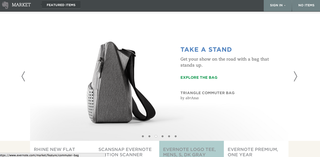 evernote launches market for branded products socks image 2