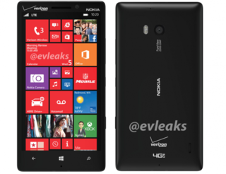 Nokia Lumia 929 launching on Verizon in early November with 5-inch display
