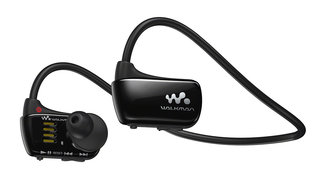 Sony's waterproof-wearable Walkman NWZ-W274S is more than just alliterative, you can swim with it too