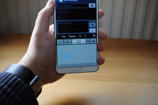 Having trouble with the handwriting recognition on your Samsung Galaxy Note 3? Here's how to fix it