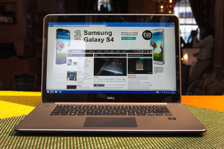 Dell XPS 15 pictures and eyes-on with the UltraSharp display