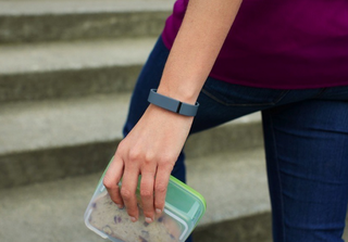 Fitbit Force promo images surface, showing off tracker's digital watch and altimeter