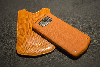 vertu constellation hands on we handle the 4 200 fashion phone image 3