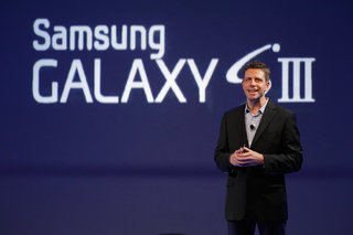 Samsung's US mobile chief leaves the company