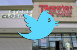 Is it TWTR or TWTRQ? Investors confuse bankrupt Tweeter with Twitter, sends stock soaring