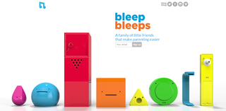 Website of the day: Bleep Bleeps
