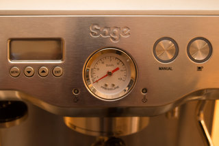 sage dual boiler hands on the heston blumenthal coffee machine image 4