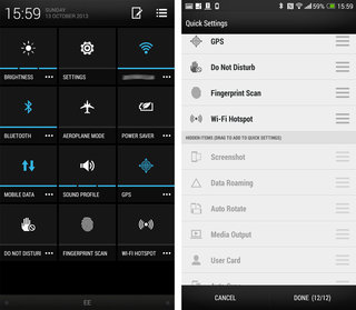 htc sense 5 5 vs sense 5 new features tweaks and changes reviewed image 10