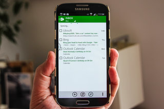 Outlook for Android updated, now able to download all mail and support for aliases