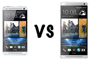 HTC One max vs HTC One: What's the difference?