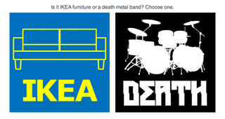 Website of the day: Ikea or Death