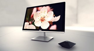 Bring it together: Asus unveils stylish all-in-one PC running Windows 8