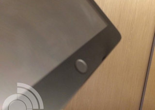 iPad 5 with Touch ID fingerprint scanner has been spotted and snapped