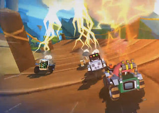 Angry Birds GO! will rev up 11 December in a Mario Kart sort of way: Check out the gameplay trailer