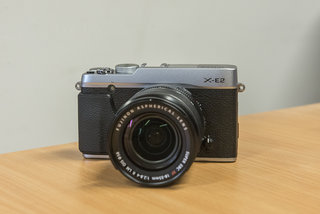 Hands-on: Fujifilm X-E2 review