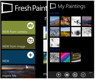 fresh paint for windows phone 8 updated bing integration skydrive sync and more included image 2