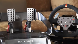 For your lead foot: Microsoft highlights Xbox One racing accessories